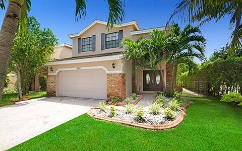 Single Family Houses for Rent in Miami and South Florida